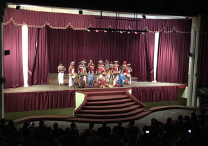 Artistas danza tradicional Kandy