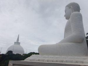 Buda estupa