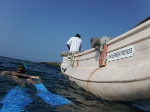 Snorkeling en Hikkaduwa