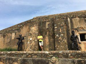 Fortaleza en Galle
