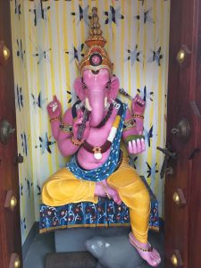 Ganesha en Gangaramaya