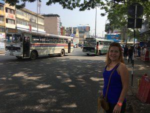 Visita a Colombo