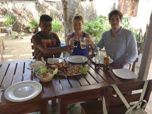 Visita a Negombo
