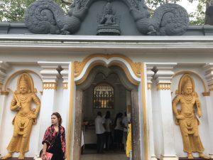 Anuradhapura ofrendas