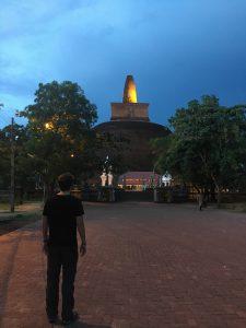 Gran estupa - Anuradhapura