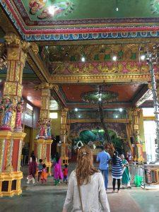 Sri Muthumariamman templo hinduista Matale