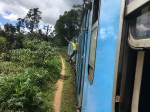 Tren Nanu-Oya a Ella